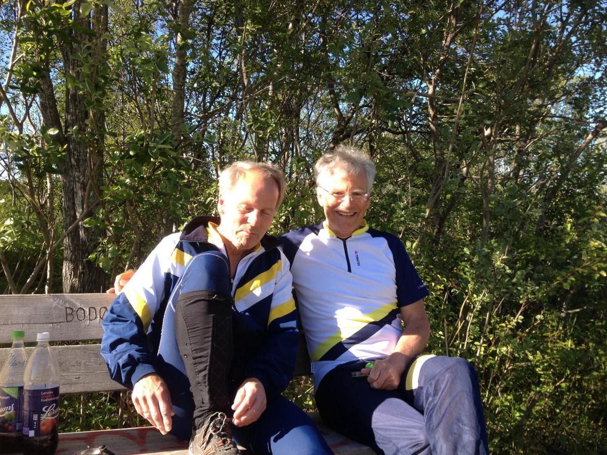Leif Magne og Per