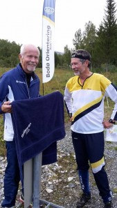 Vinner Reidar Andersen sammen med Anders Kure
